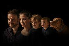 Családi portré sorozat — Nánási Pál