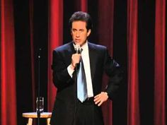 Jerry Seinfeld on Halloween (Stand-up in New York) - YouTube