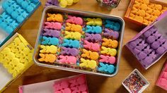 The Ultimate Easter Cookie Bar: When YouTube sensation My Cupcake Addiction's Elise Strachan comes into our kitchen, we know something magical is about to happen!