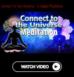 Connect to the Universe - A Guided Meditation Power Of Meditation, Meditation Videos, Daily Meditation, Visualization Meditation, Internal Energy, Third Eye Chakra, Program Design, Inner Peace, Compassion