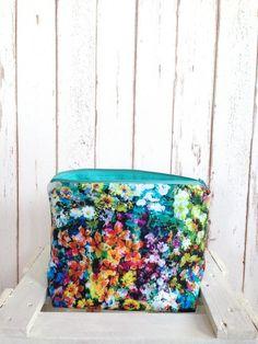 Tasche *Blumenwiese* von Funkelwerk auf DaWanda.com