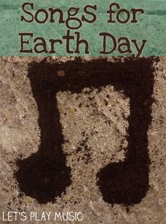 The Earth Day Song - Let's Play Music - This Earth Day Song and playlist helps to teach small children the importance of conservation of th - Earth Day Activities, Movement Activities, Music Activities, Activities For Kids, Preschool Ideas, Teaching Ideas, Earth Day Projects, Earth Day Crafts, Art Projects