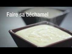 Recette de la sauce béchamel sans matière grasse! Et oui c'est possible!