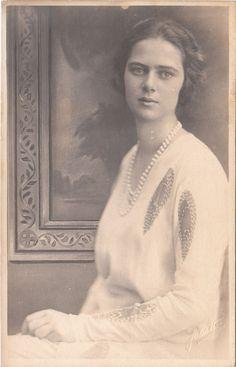 Prinzessin Ileana von Rumänien, future Arch Duchess of Austria 1909- 1991 | Flickr - Photo Sharing!