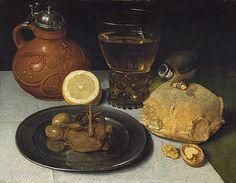 Georg Flegel: Still Life (21.152.1) | Heilbrunn Timeline of Art History | The Metropolitan Museum of Art