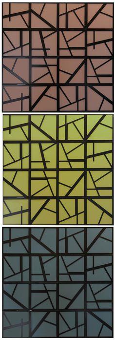 Motif Wall Design by Ron Arad Studio