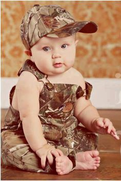 This will be my kid all camo