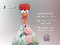 Another favorite Muppet