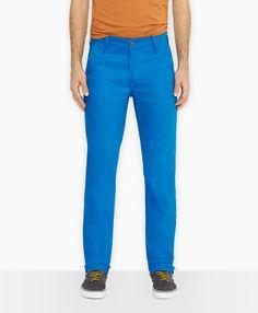 Levi's Levi's® Commuter™ 511™ Slim Fit Trousers - Performance Snorkel Blue - Jeans & Pants