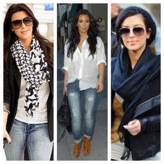 Kardashian Style!