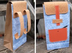 paper backpack - Google Search