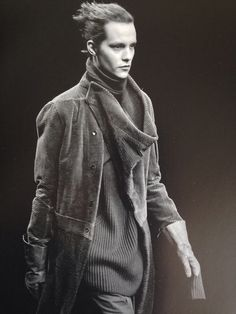 bluemarino:  Scanned by me from Rick Owens