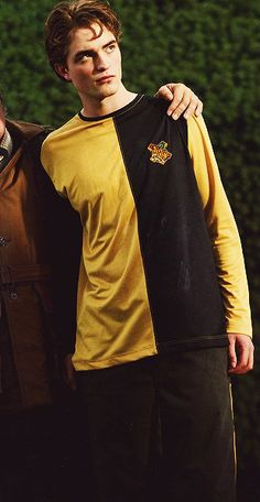 """Cedrick of Hufflepuff"".... it's CEDRIC! ....filthy muggle..."