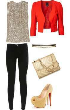 Top 3 Look with Golden Boots: Valentine's Day 2 Passion For Fashion, Love Fashion, Fashion Beauty, Female Fashion, Womens Fashion, Date Outfits, Club Outfits, Jean Outfits, Holiday Fashion