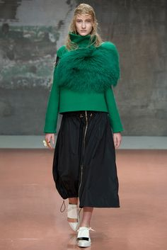 Love this street chic and elegant Marni | Fall 2014 Ready-to-Wear Collection | Style.com