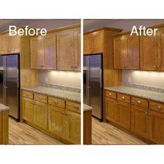 Cabinet Color Shift N Hance Wood Renewal Need A Change