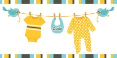 Free Baby Vectors to Welcome Your Little Boy