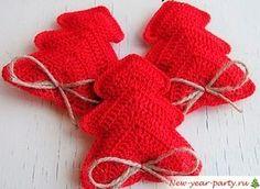 игрушки красного цвета