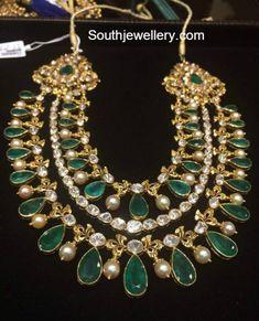 Layered Emerald Haram photo