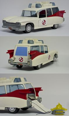 Ghostbusters Toys Ecto-1