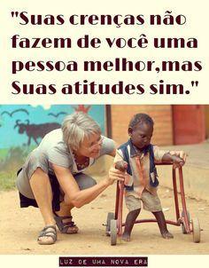 Seja atitude!