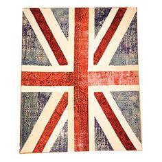 Tarkan Rug-Uk Flag