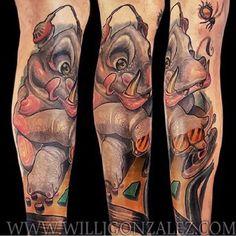 Tattoo-Motif-Hippo-09-Will Gonzalez 001