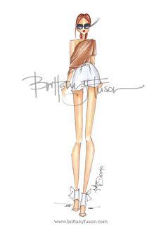 Brittany Fuson: Porsche Design www.brittanyfuson.com
