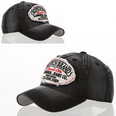 4f1565857cb (UK) NWT Men Women Vintage Look Distressed Retro Baseball Ball Cap Hat  SCOTCH