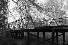 One lane bridge in Richton,  Mississippi built in 1905. Scheduled to be dismantled in 2014.
