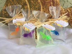 Fish in a Bag Soap  Fish Soap  Custom Scent by SeasideSoapKitchen