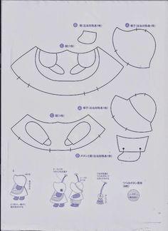 Buenos días ! Como estáis? He encontrado un tutorial muy bueno de como se hacen los llaveros SUE y SAN. Desde hace tiempo pensaba hac...