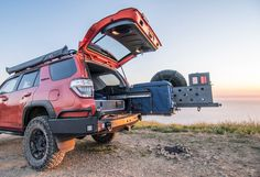 Premium storage solutions for overland expeditions. Overland gear and supplies…