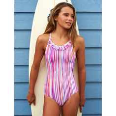 Stunning swimsuits for the tweens available at #downthatlittlelane #dtll