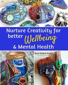 Doctors now advise patients to pursuit art and creative activities to improve the wellbeing and mental health of both adults and children. Creative Activities, Art Activities, Mindfulness For Kids, Hero's Journey, Narrative Writing, Coping Mechanisms, Holistic Approach, Stress Management, Art Lessons