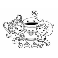 10 Best Team Umizoomi Coloring Pages For Your Toddler 10 Best Team Umizoomi Coloring Pages For Your Toddler Free Prin Di 2020 Clip Art Lembar Mewarnai Mickey Mouse