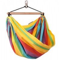 Rainbow Hammock Chair Swing