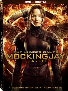 The Hunger Games: Mockingjay - Part 1 (DVD + Digital Copy) ALREADY GOT MINE ON MARCH 5TH #LOVETARGETEXCLUSIVES!