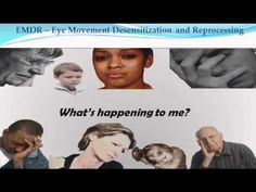 EMDR -- yes, i use it in practice. yes, it really does work. no, it's not too good to be true. ask me if ur interested....