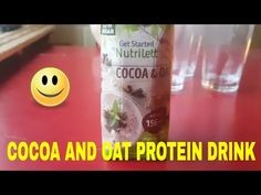 Product Review: Protein Drink Nutrilett. - YouTube