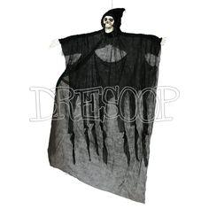 Colgante Esqueleto negro - Dresoop.es