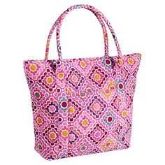 cc5f82a512 Quilted Sleepover Tote Bag