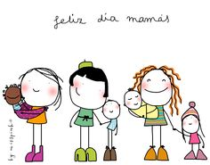 misspink: ¡Feliz día de la madre!