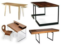 Assorted Desks