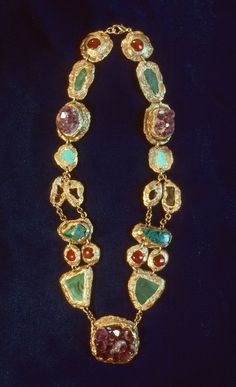 Pauletta Brooks Wearable Art SemiPrecious Stones by Pauletta