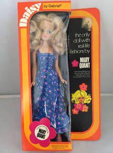 Vintage Gabriel Mary Quant Daisy Doll St Tropez | eBay