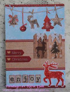 Karins-kortemakeri: Studio Light Studio Lighting, Smash Book, Advent Calendar, Merry Christmas, Lights, Holiday Decor, Home Decor, Creative, Merry Little Christmas