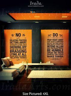 Islamic Prayer Room