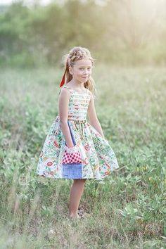 June Dress - Violette Field Threads  - 1