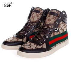 1931fd1e85b96e 9 Best Gucci mens high shoes images in 2012 | Gucci sneakers, Man ...